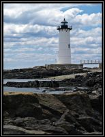 Portsmouth Harbor by cove314