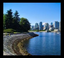 Vancouver by IntoShards