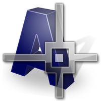 3D AutoCAD icon by BrightKnight