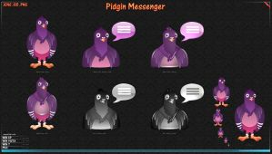 Pidgin Messenger by 3xhumed