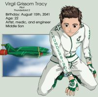 TBAS: Virgil Tracy by ode2sokka