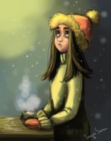 Winter's warmth by solray-chan