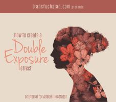 Create a Double Exposure Illustration by Transfuchsian