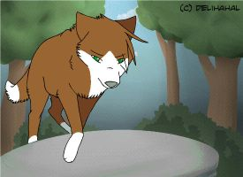 FT Animation Snippet: Brownstar by Delihahal