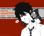 Happy V-Day 2/14/13 by chaotiksoldier