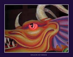 Dragon on Parade by trina