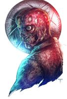 Two Face by AIM-art
