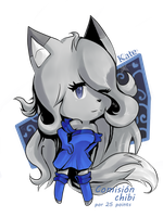 +:.comision chibi 02.:+ ~Kate~ by Zombiezul