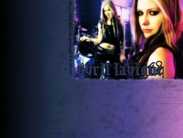 Avril Lavigne Wallpaper Deux by ConnieChan