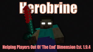 Herobrine - Helping Others by Herobrinefanclub