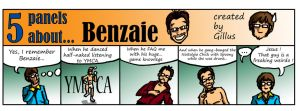 5PA : Benzaie by Gillus99
