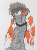 Bloody Kurama by kittykatc666