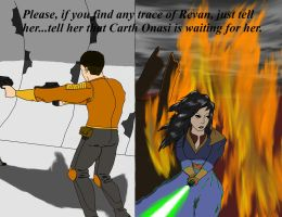 I'm only good at drawing lightsabers by neoncookie97