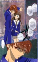 Kyo is Tohru's Guardian Angel by DetectiveGirl