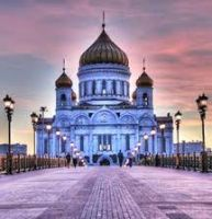 A mosque in Moscow.. by Ya-Allah