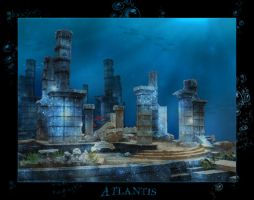 Atlantis by wmechesonore