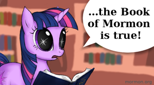 When Twilight read The Book of Mormon by wedgeantilleshzdgj