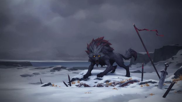 Fenrir, Clan of the Wolf - NORTHGARD by Kurunya