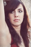 Shooting with Isabelle 09.2011#1 by NikkiVanity