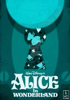 Disney Classics 13 Alice in Wonderland by Hyung86