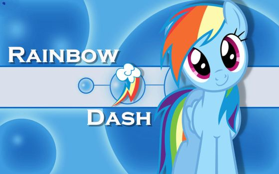 Dashing Rainbowpaper by SLB94