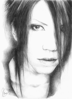 Aoi - The GazettE .7. by Kyunai