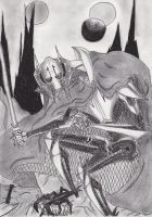 General Grievous - Victorious by AsheraSirah