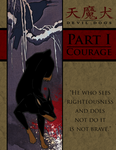 Part 1: Courage Title Page by decay216