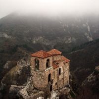 The Fortress in color by Anelgim