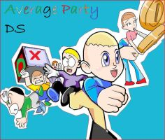 Average Party DS by mariokidd319