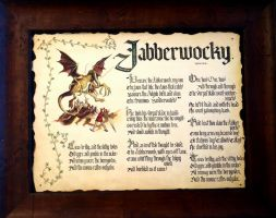 Jabberwocky by GuardtheDoors