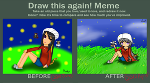 Before And After Meme 2010 - 2012 by mantoux3
