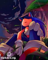 [sonic]thinking by Yokeching