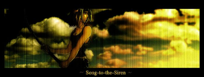 Song to the Siren by steakslim