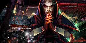 Sith Inquisitor by odin-gfx