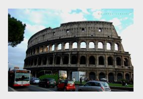 Colosseum - Day by Saher4ever