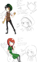 Vincent and Gloria ref by Geekasaur