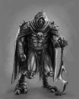 barbarian_gray version by metooh