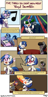 5 Things You Didn't Know About: Vinyl Scratch by Rated-R-PonyStar