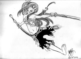 Erza (Chapter 284) by ReeLay