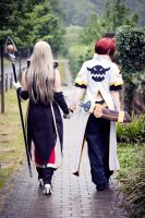 We will walk this path together! by AnbuSasuke