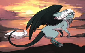 waterscapes and neopets by foxxtrot
