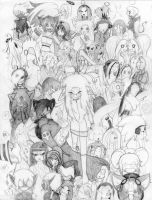 Almost All of Them by Tyori