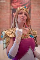 Zelda_Princess of Light by CalipsoCosplay