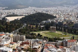 Athens Greece by Doumanis