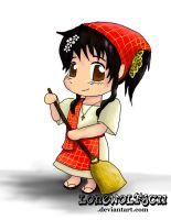APH Chibi Colonial Philippines by lonewolfjc11