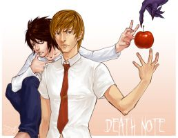 Deathnote: temptation is good by 2beats