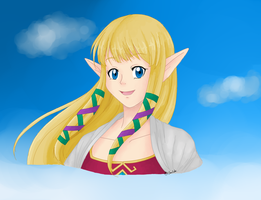 Zelda -Skyward Sword- BG Version by ChaosSoda