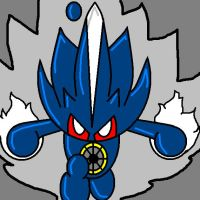 metal madness sonic chao by DeltaR-02
