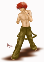 Kyo Souma by Trish-the-Stalker